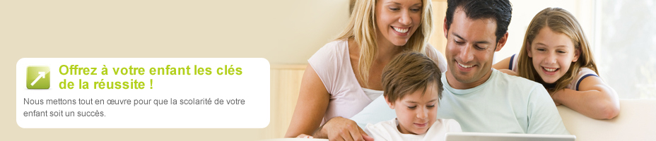 Soutien scolaire en aide aux devoirs pour la classe de 6e primaire